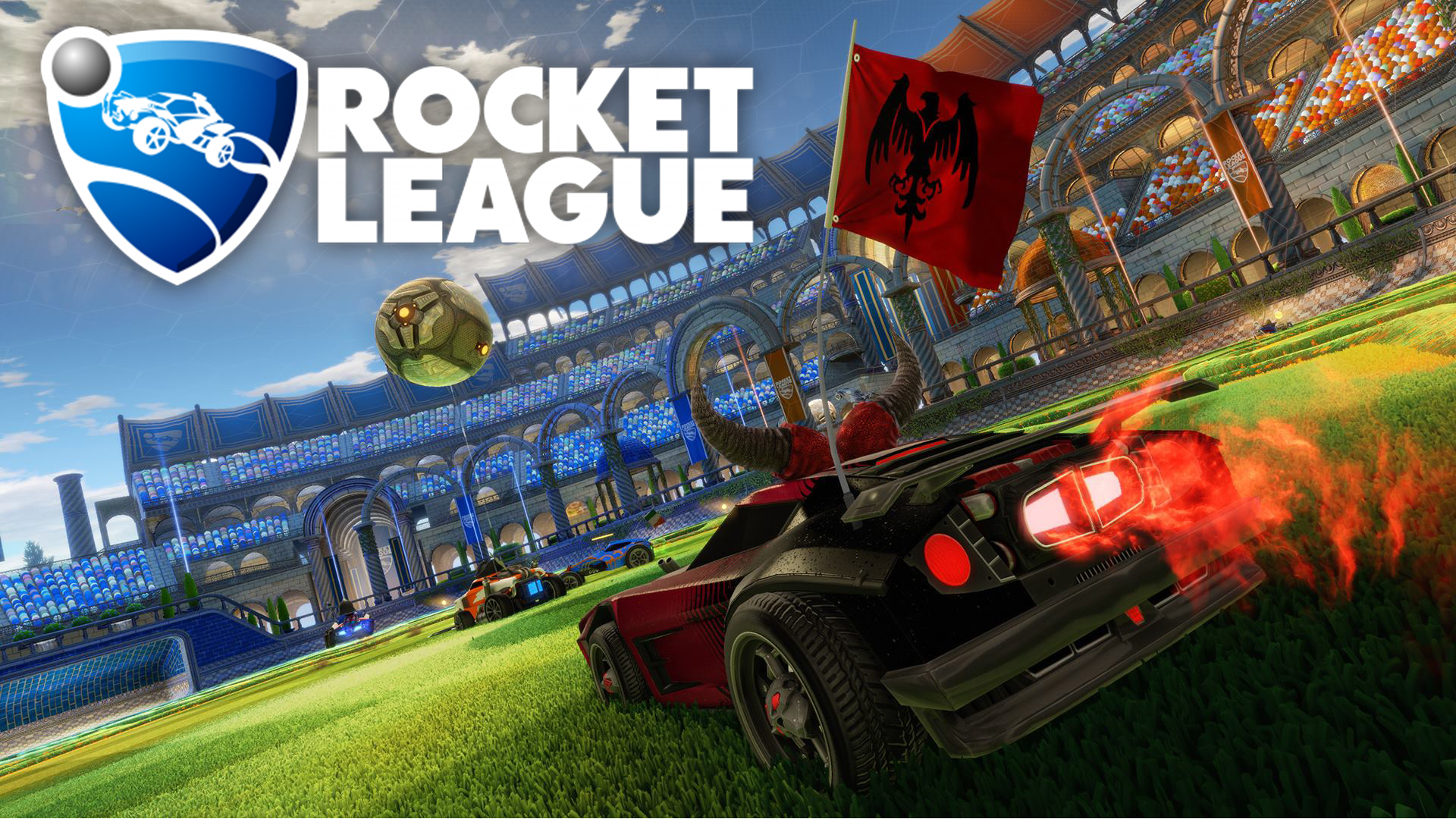 10.30 - Start Rocket League 2v2