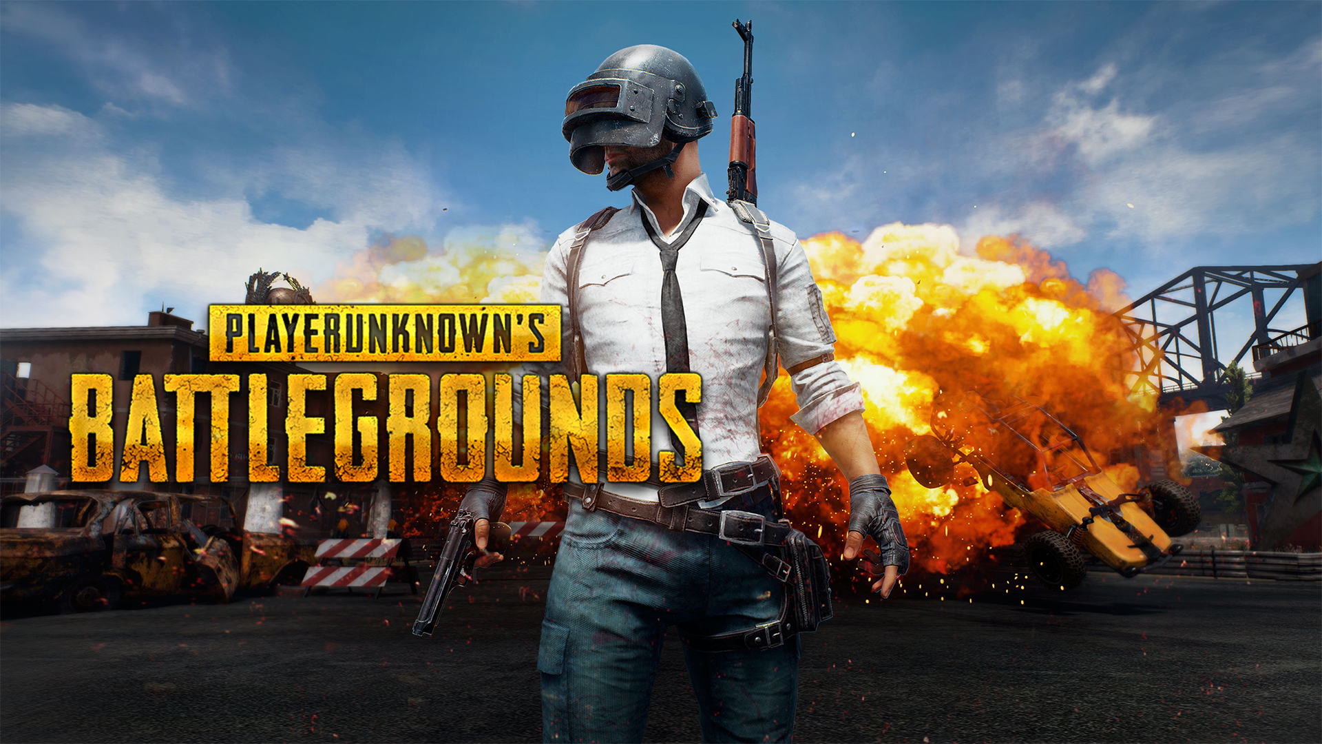 11.00 - Start PU Battlegrounds