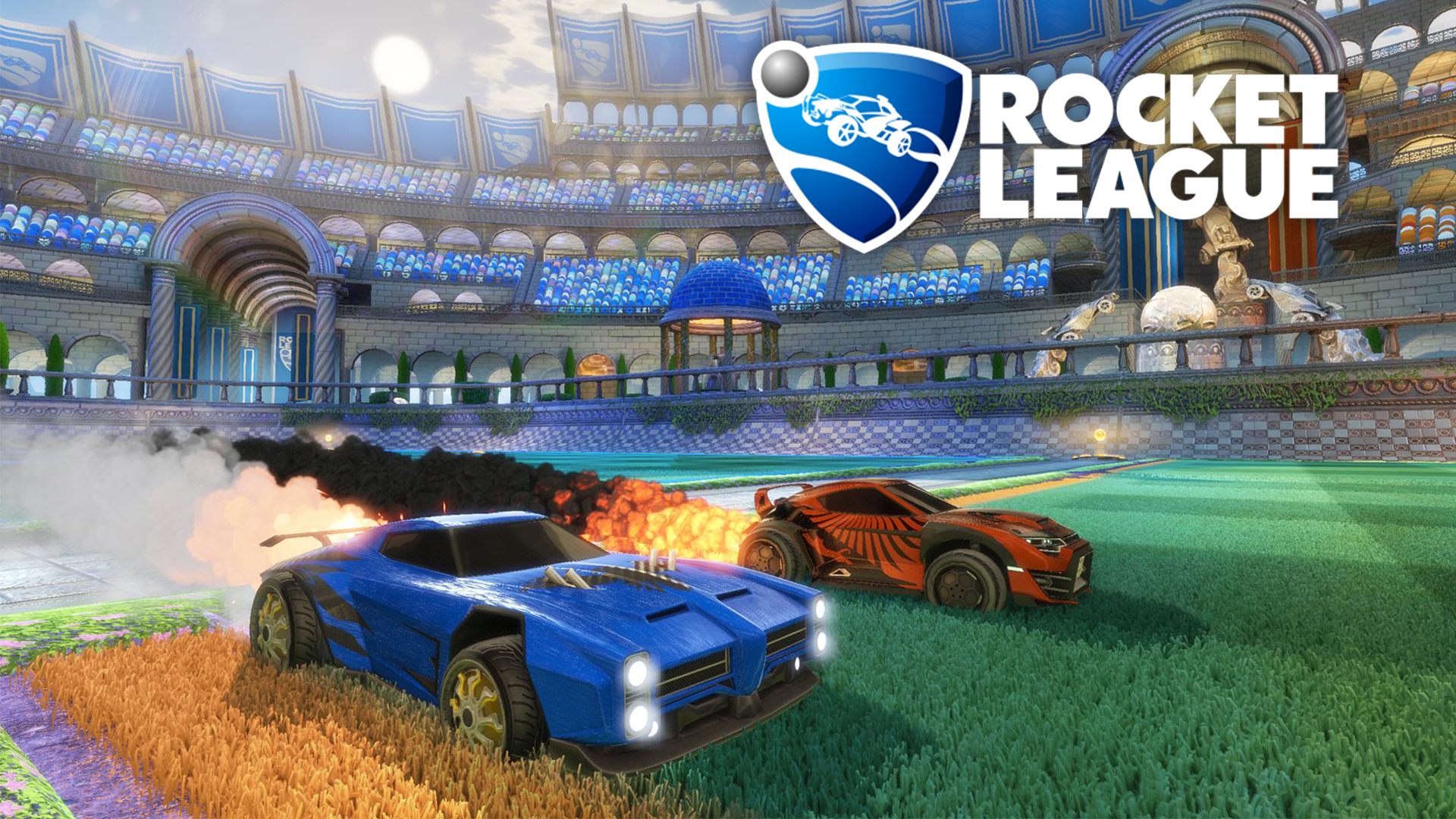 22.30 - Start Rocket League