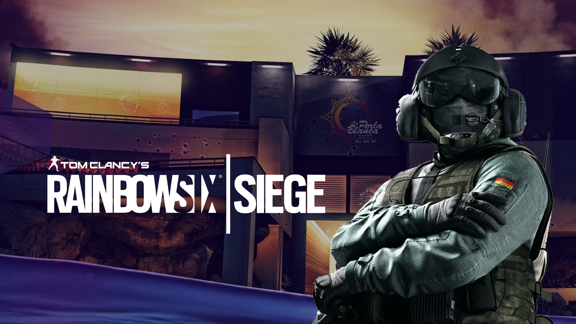 22.30 - Start Rainbow Six: Siege