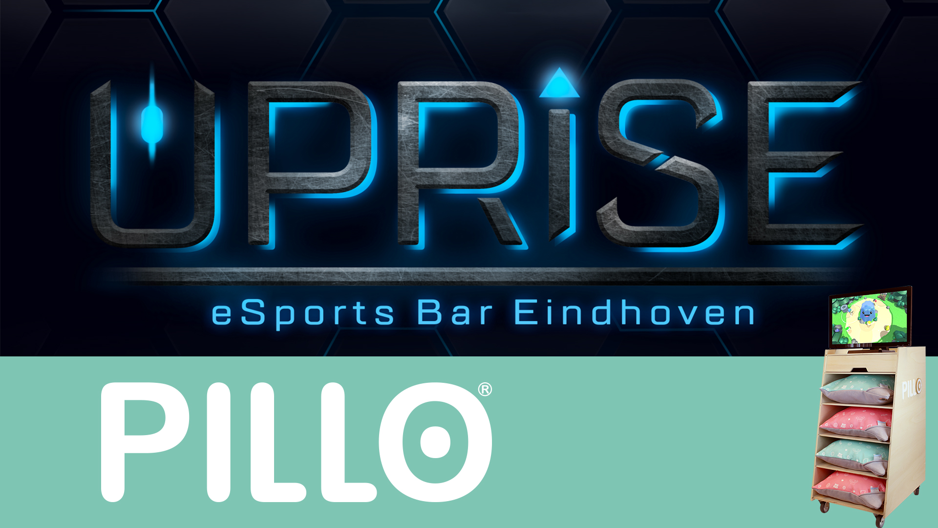 13.00 - Uprise Pillo Games
